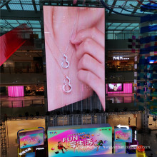 Indoor Aluminum Mesh LED Display
